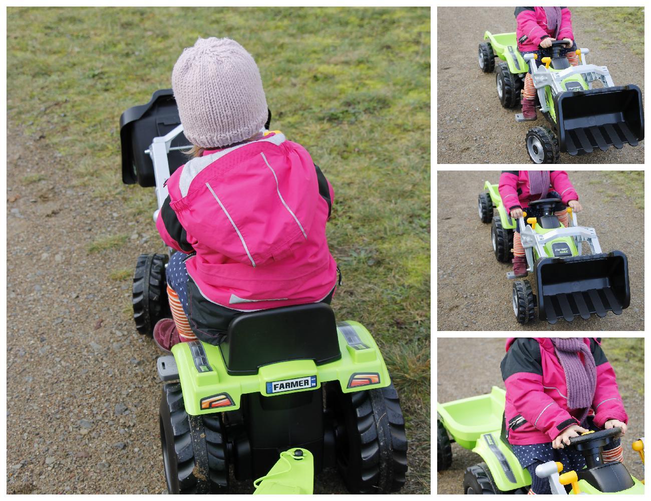 Traktor für Kinder