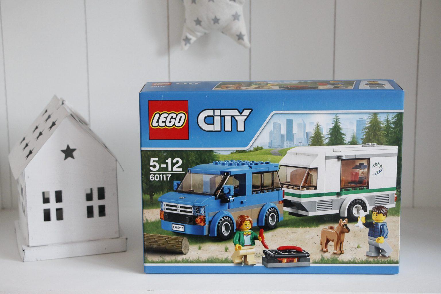 Lego City 60117