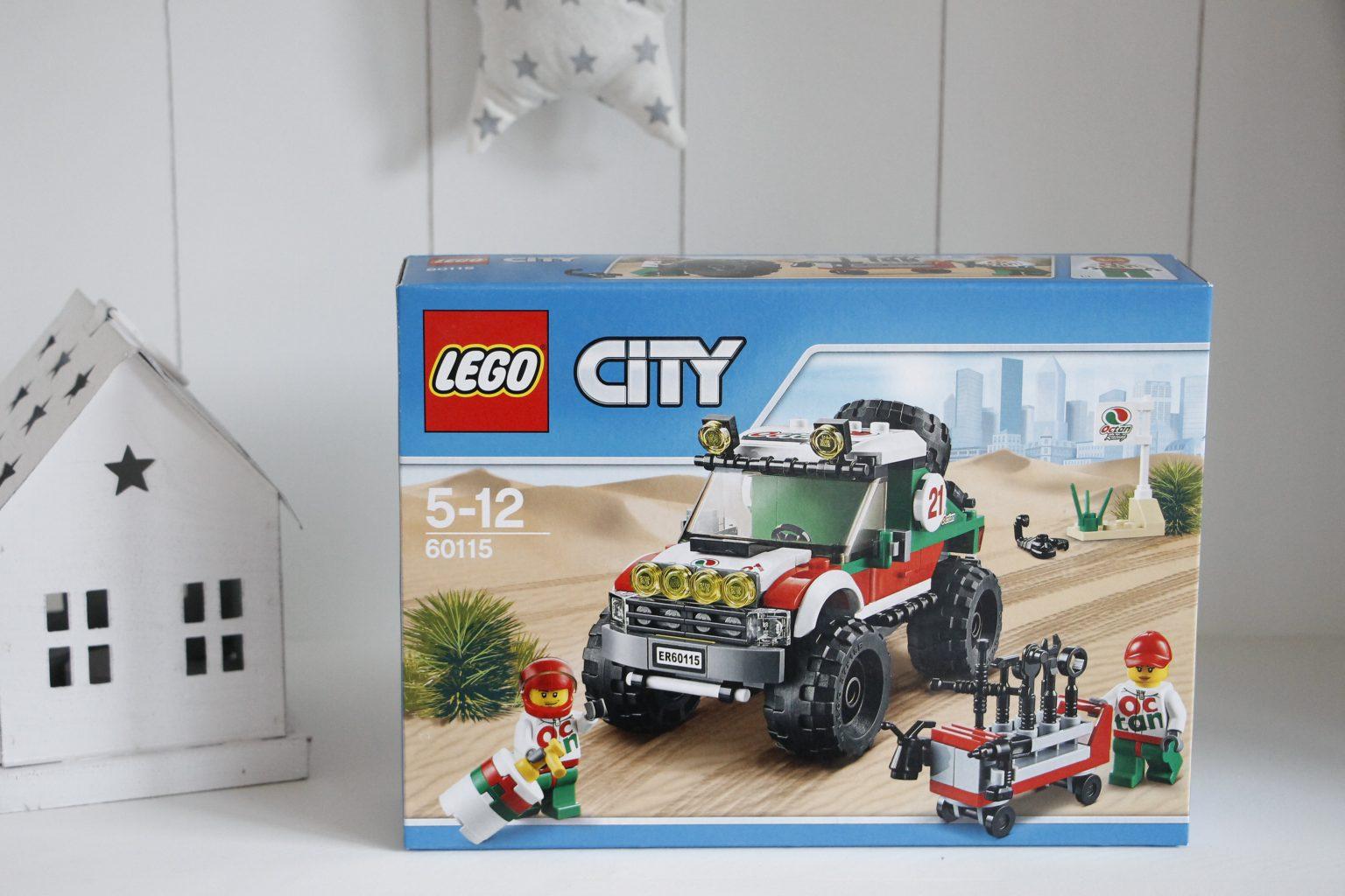 Lego City Allrad Geländewagen