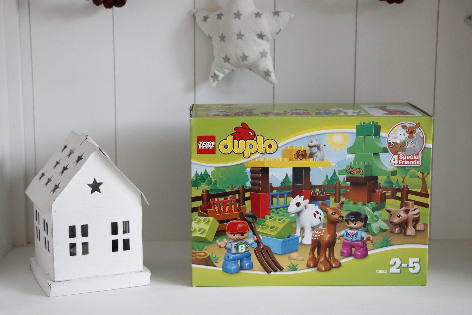 Lego Duplo Wildtiere