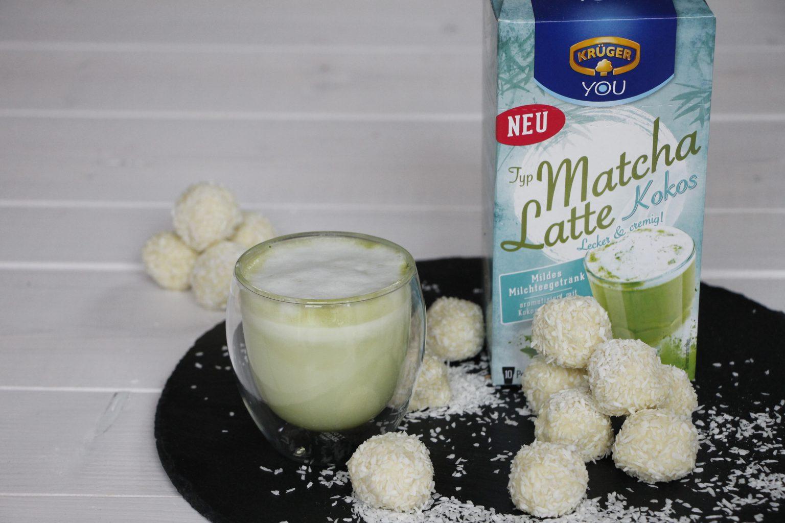 Matcha Latte Kokos Krüger