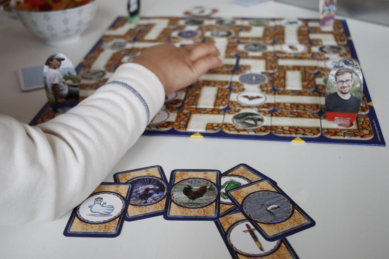 Ravensburger my verrücktes Labyrinth selbst gestalten