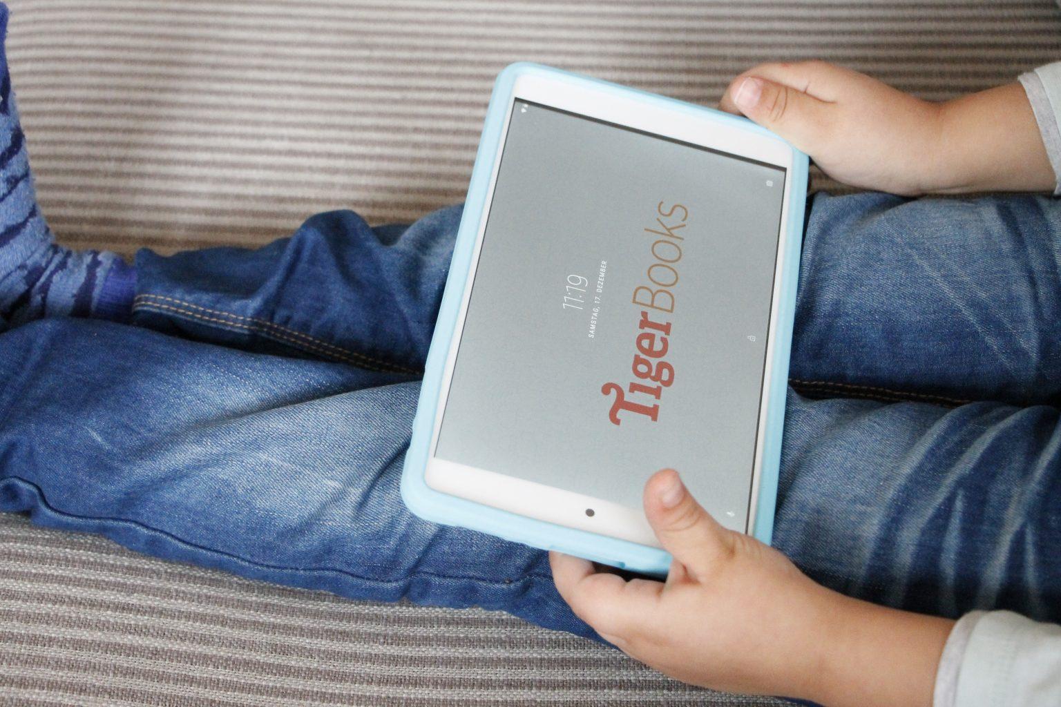 Tablet für Kinder TigerTab