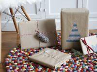 Kreative Ideen zum Verpacken von Weihnachtsgeschenken