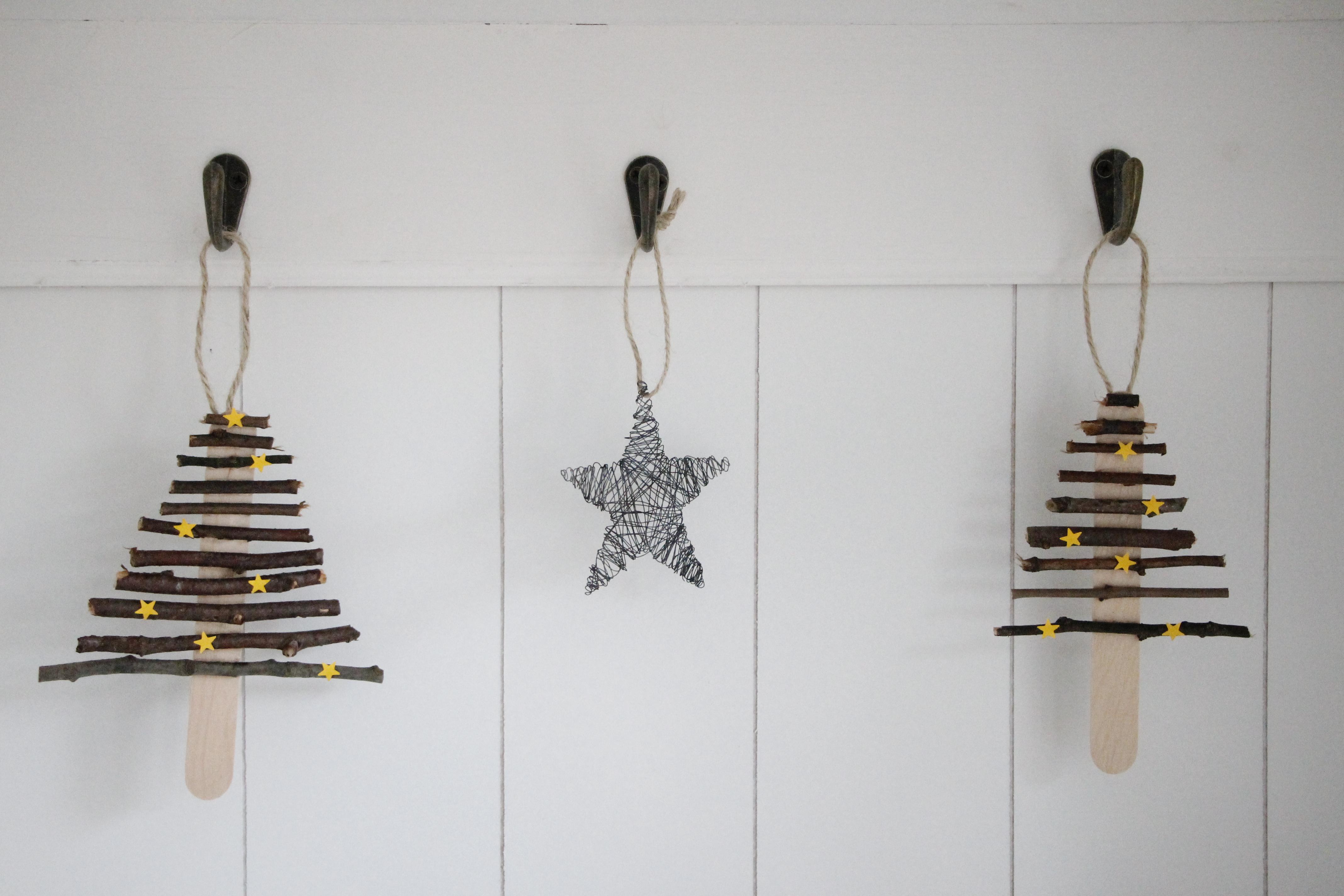 tannenbaum aus sten lavendelblog. Black Bedroom Furniture Sets. Home Design Ideas