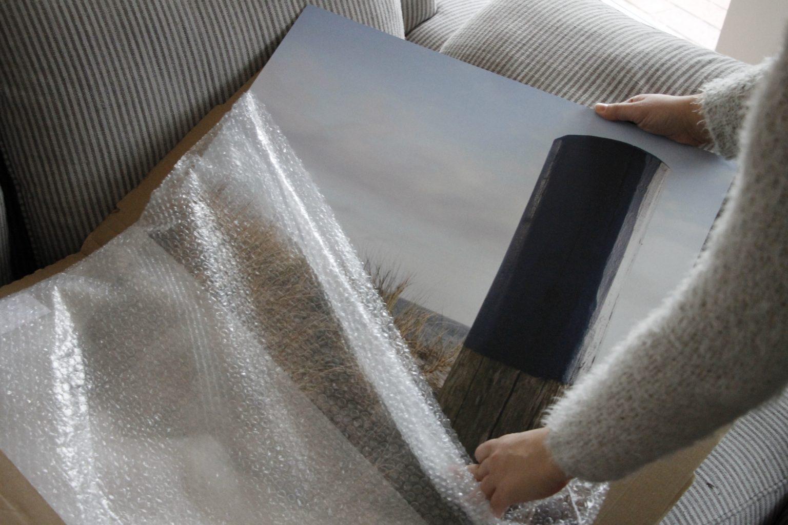 smartphoto foto auf alu lavendelblog. Black Bedroom Furniture Sets. Home Design Ideas