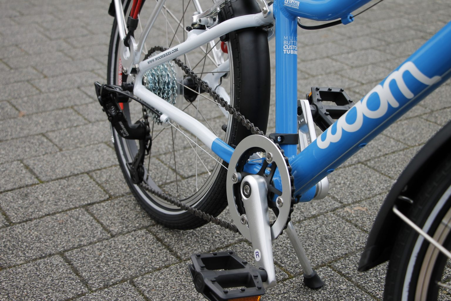 woombikes woom 4 City