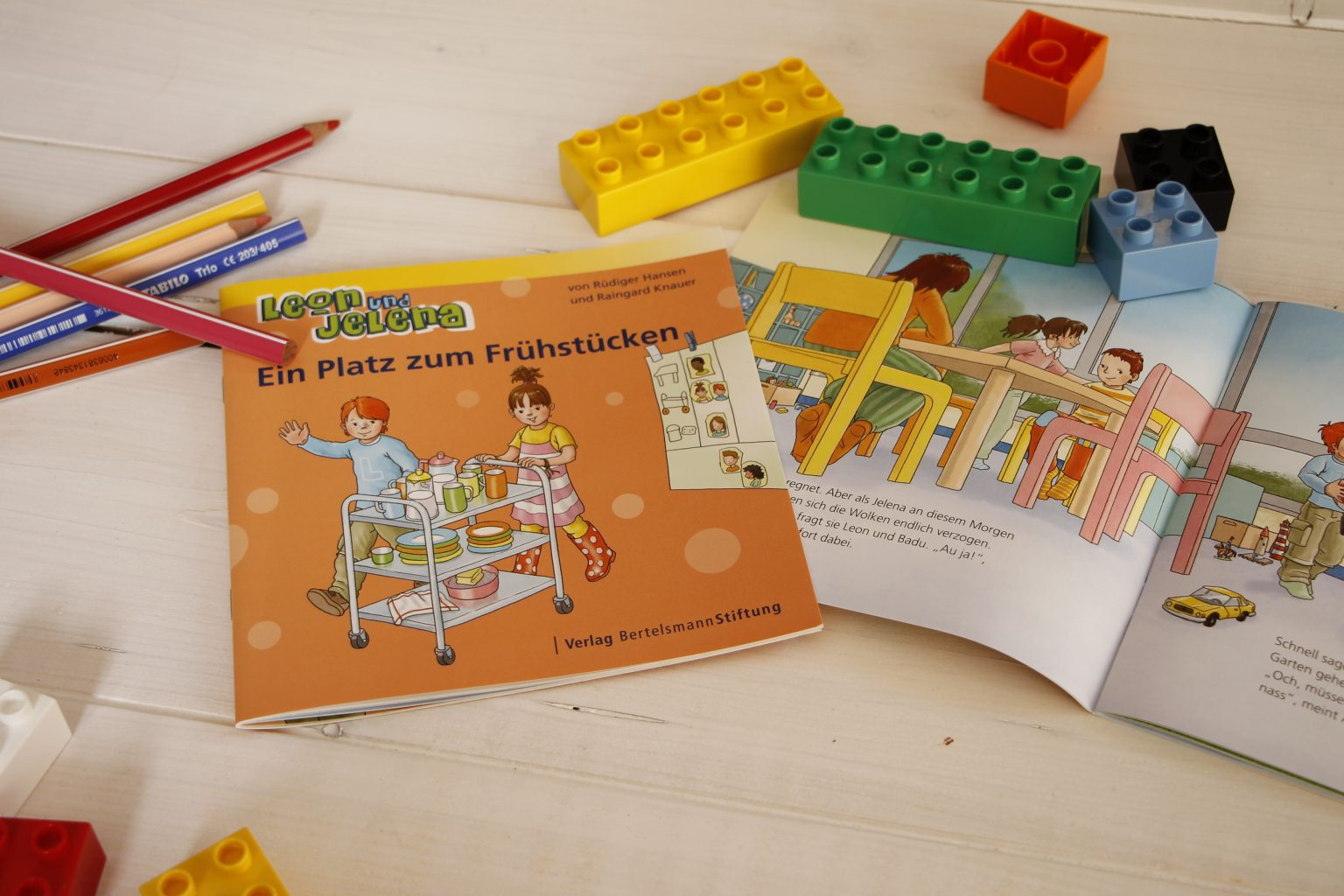 Leon und Jelena Kinderbuchreihe