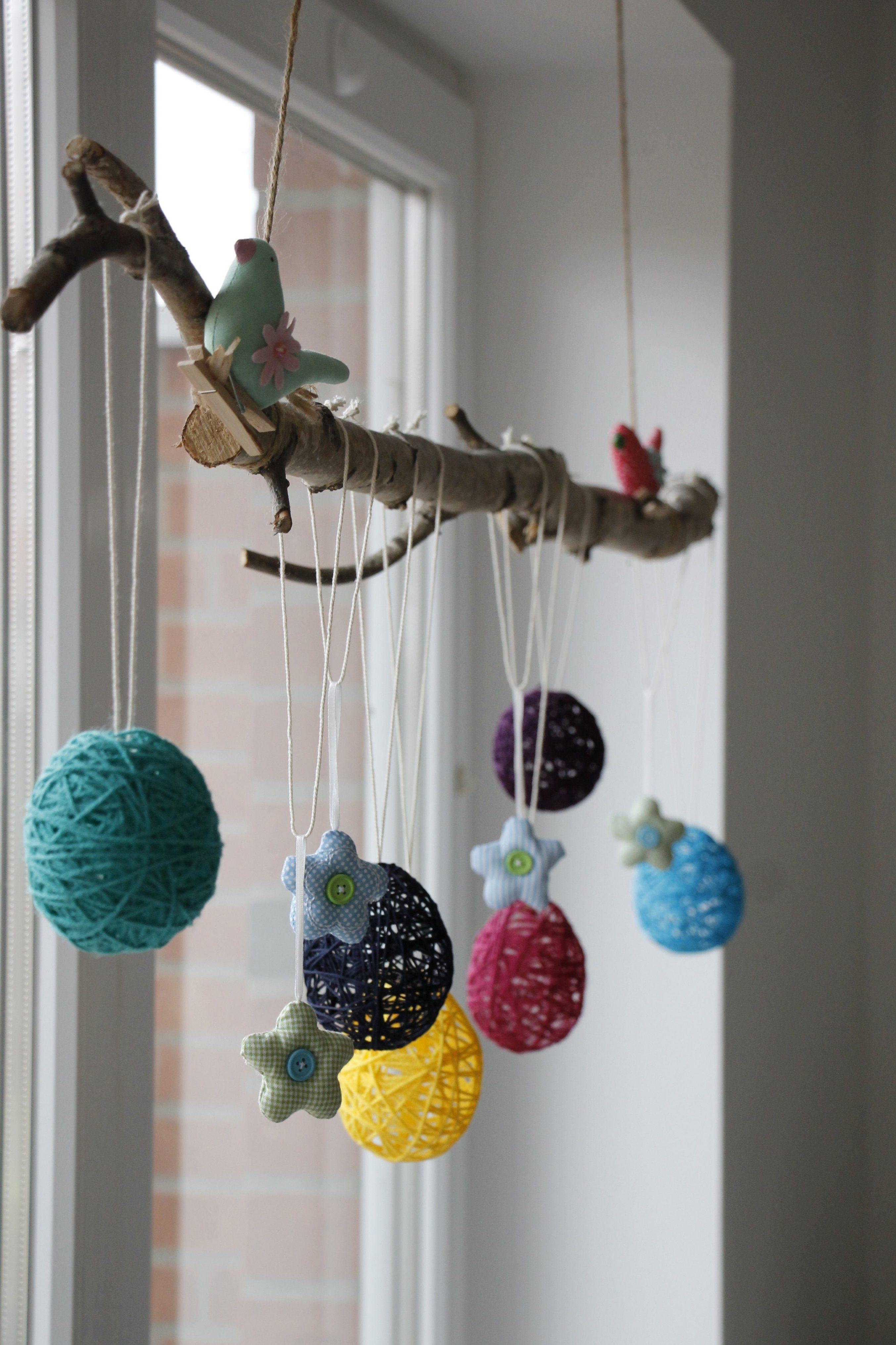 Oster Diy Idee Ostereier Aus Wolle Lavendelblog