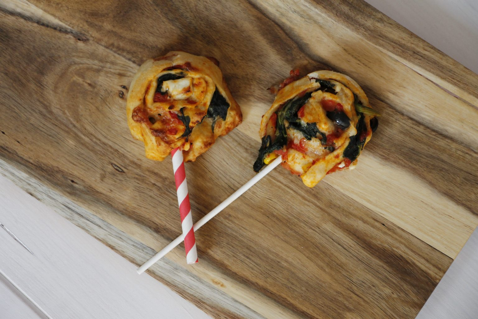 Pizzalollies