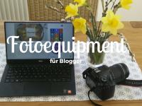 Anzeige: Mein Fotoequipment als Blogger von eBay und anderswo