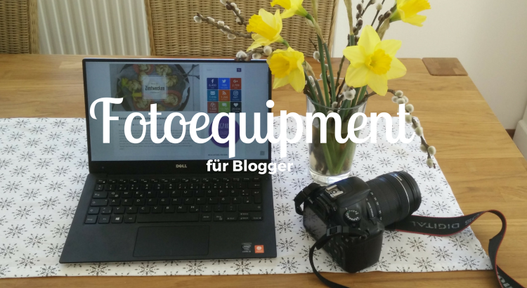 Blogger Ausrüstung eBay