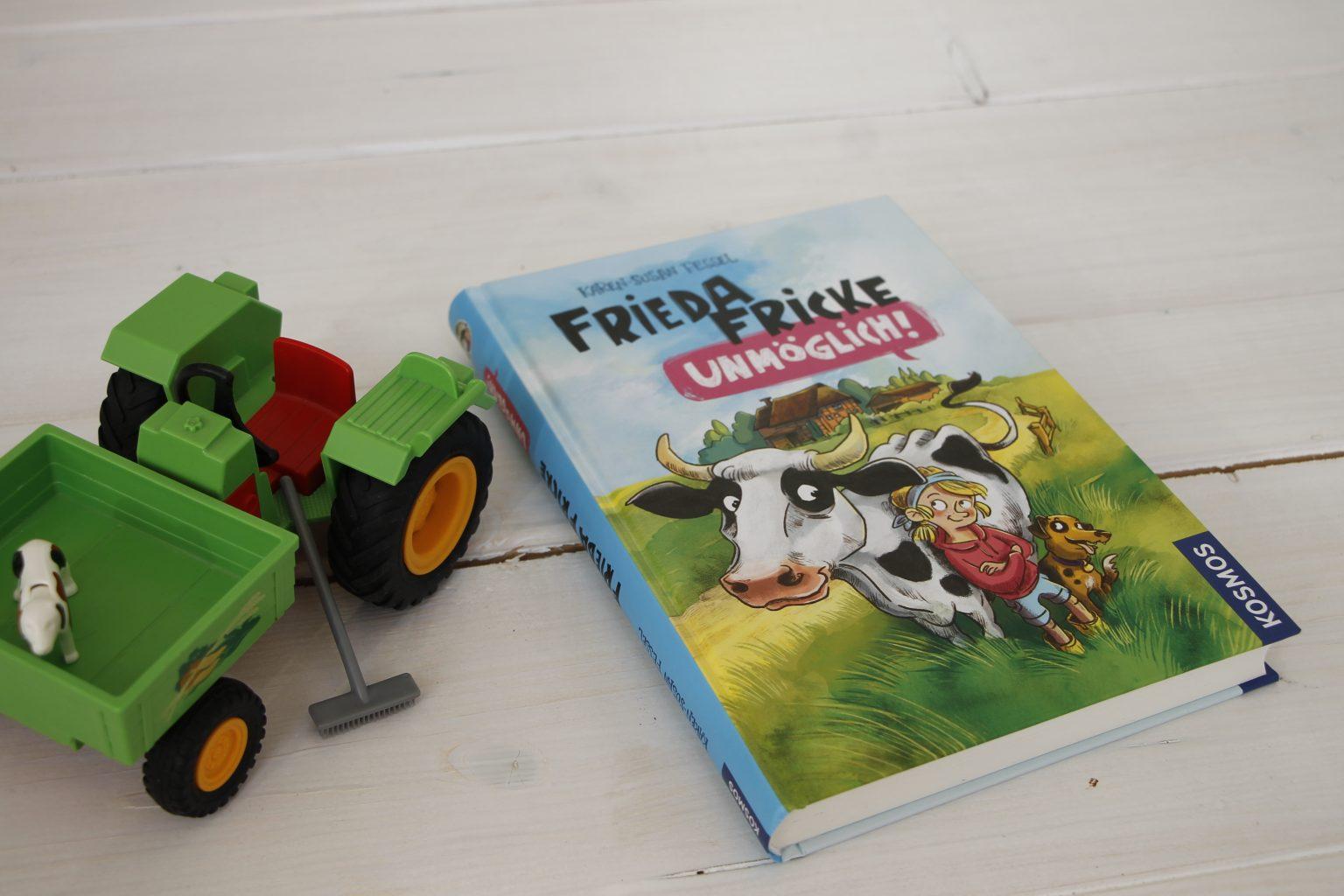 Frieda Fricke KOSMOS Verlag