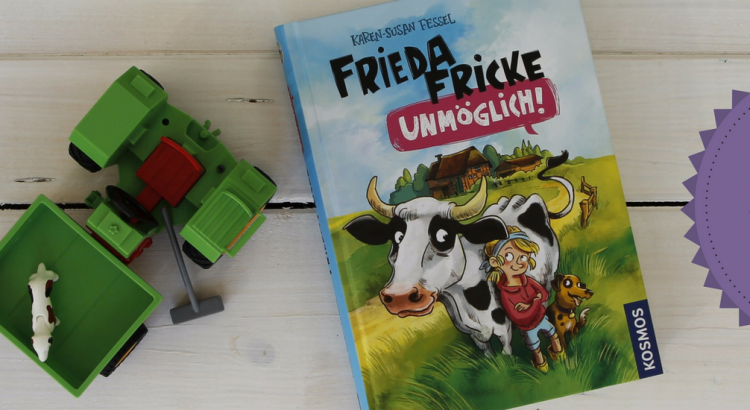 Frieda Fricke Kinderbuch