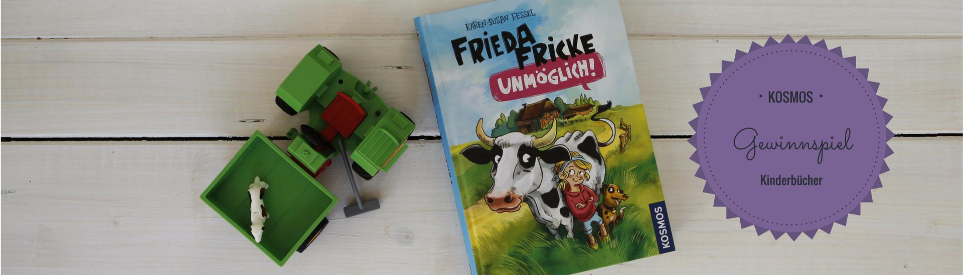 Frieda Fricke Kinderbuch