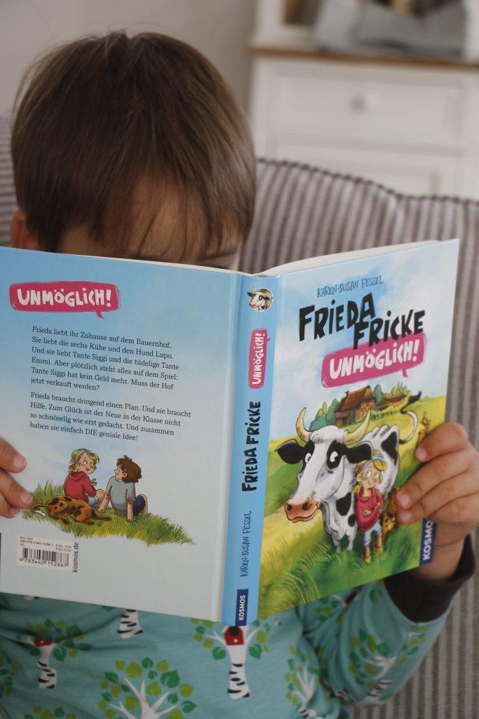 Frieda Fricke Neuerscheinung