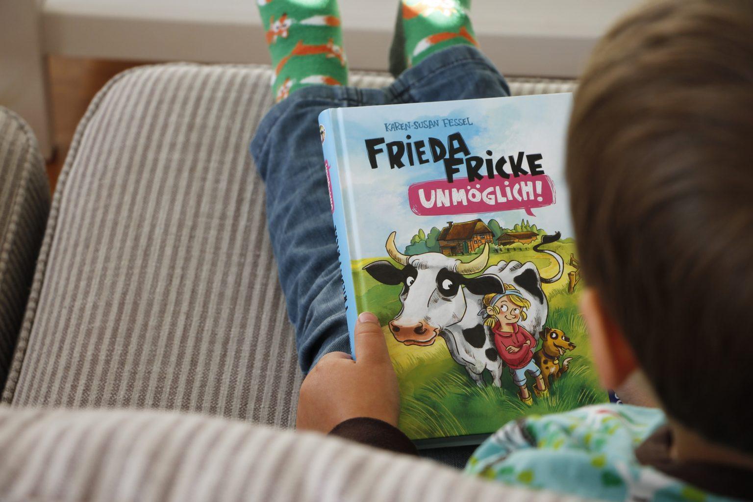 Frieda Fricke unmöglich