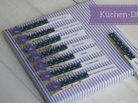 Küchen-DIY: Essensplan