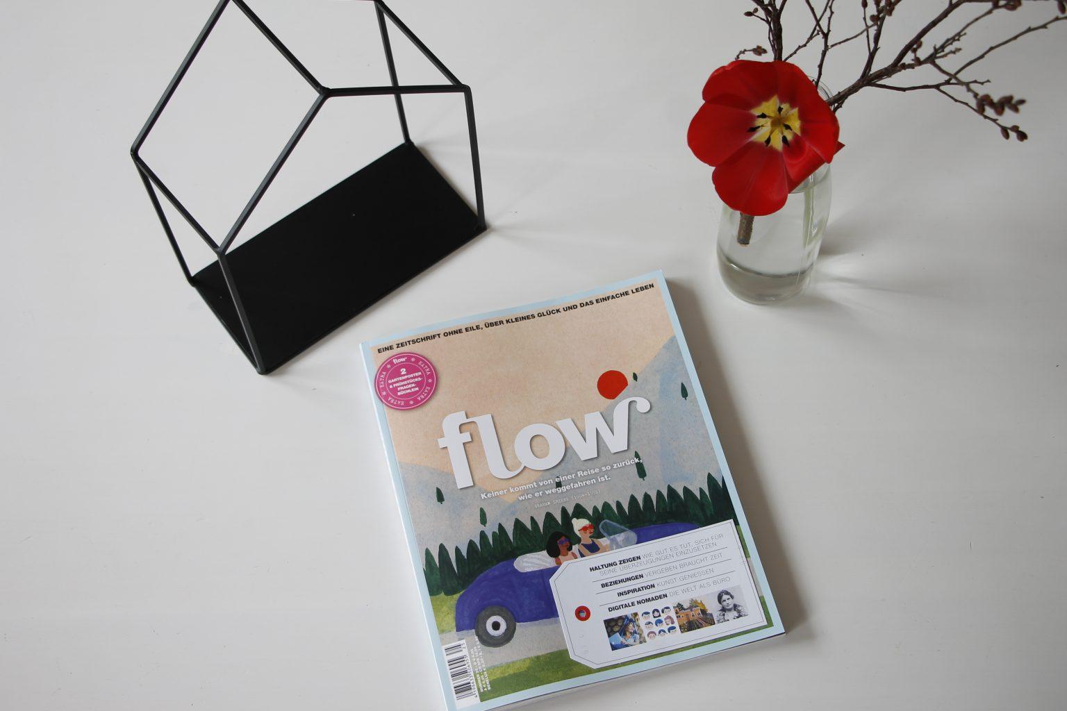 FLOW-Magazin Gewinnspiel