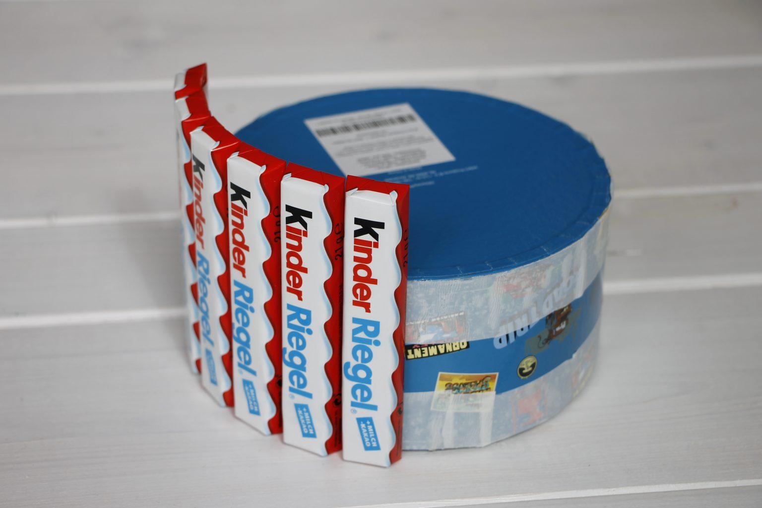 kreatives geburtstagsgeschenk anleitung f r eine kinderriegel torte lavendelblog. Black Bedroom Furniture Sets. Home Design Ideas