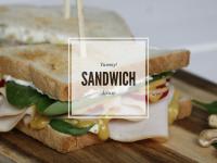 Sandwich-Rezept mit Hähnchenbrust