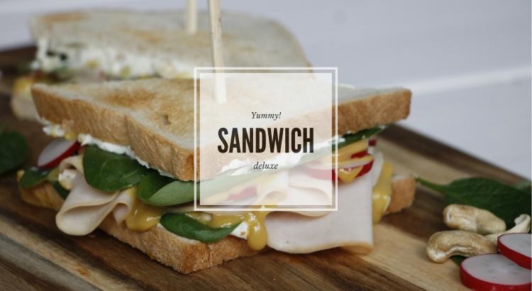 Sandwich-Rezept Hähnchenbrust