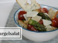 Rezept für Spargelsalat: Willkommen in der Grillsaison