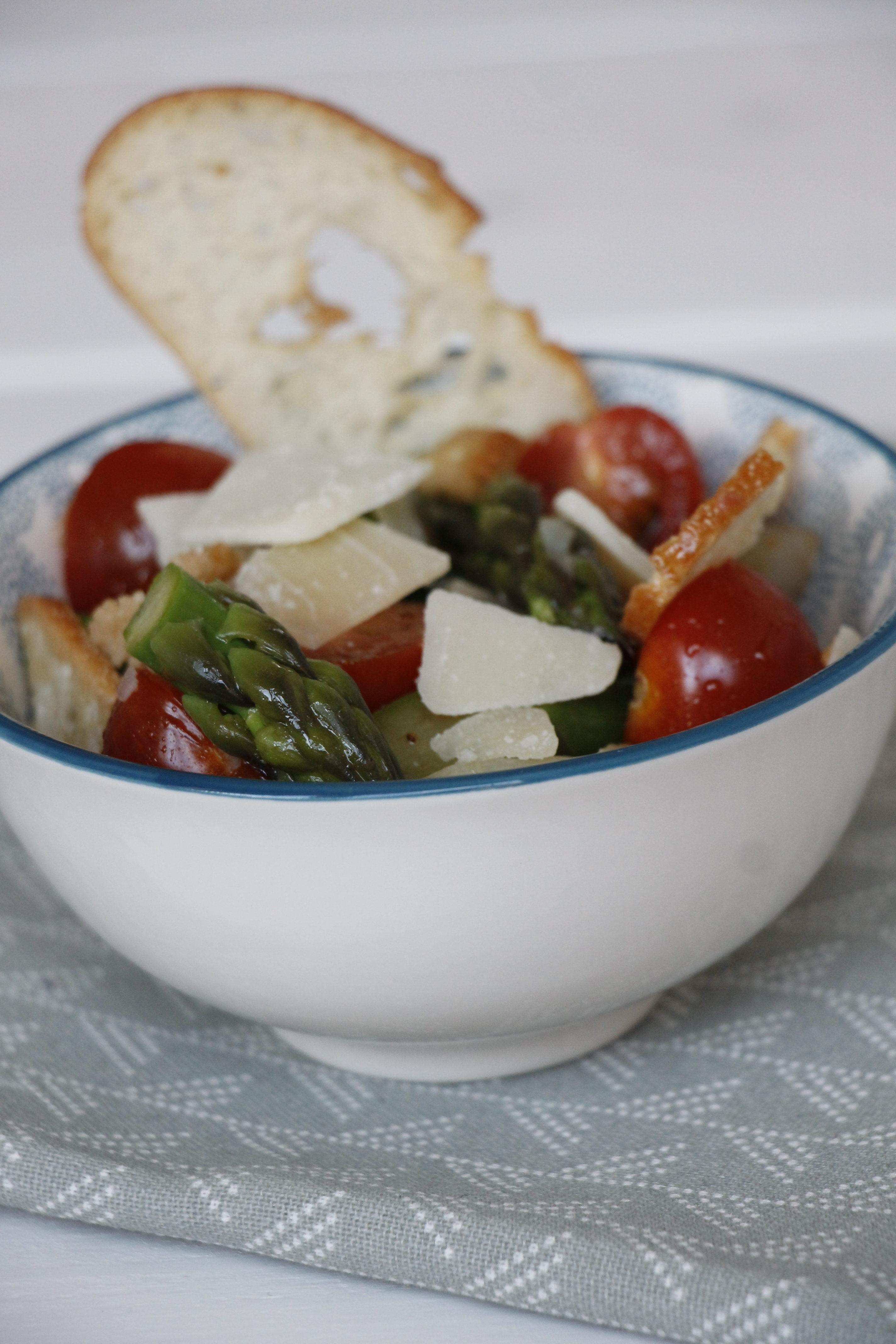rezept f r spargelsalat willkommen in der grillsaison lavendelblog. Black Bedroom Furniture Sets. Home Design Ideas
