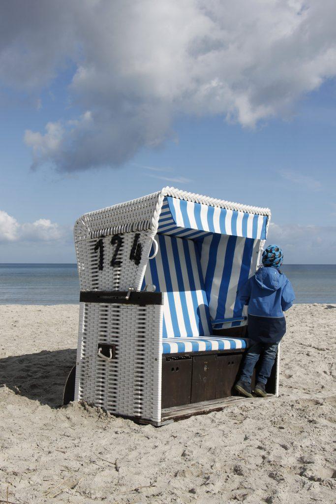 Strandkorb Kinder