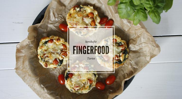herzhaftes Fingerfood Idee