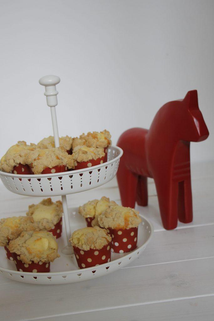 Apfel-Streusel-Muffins Rezept