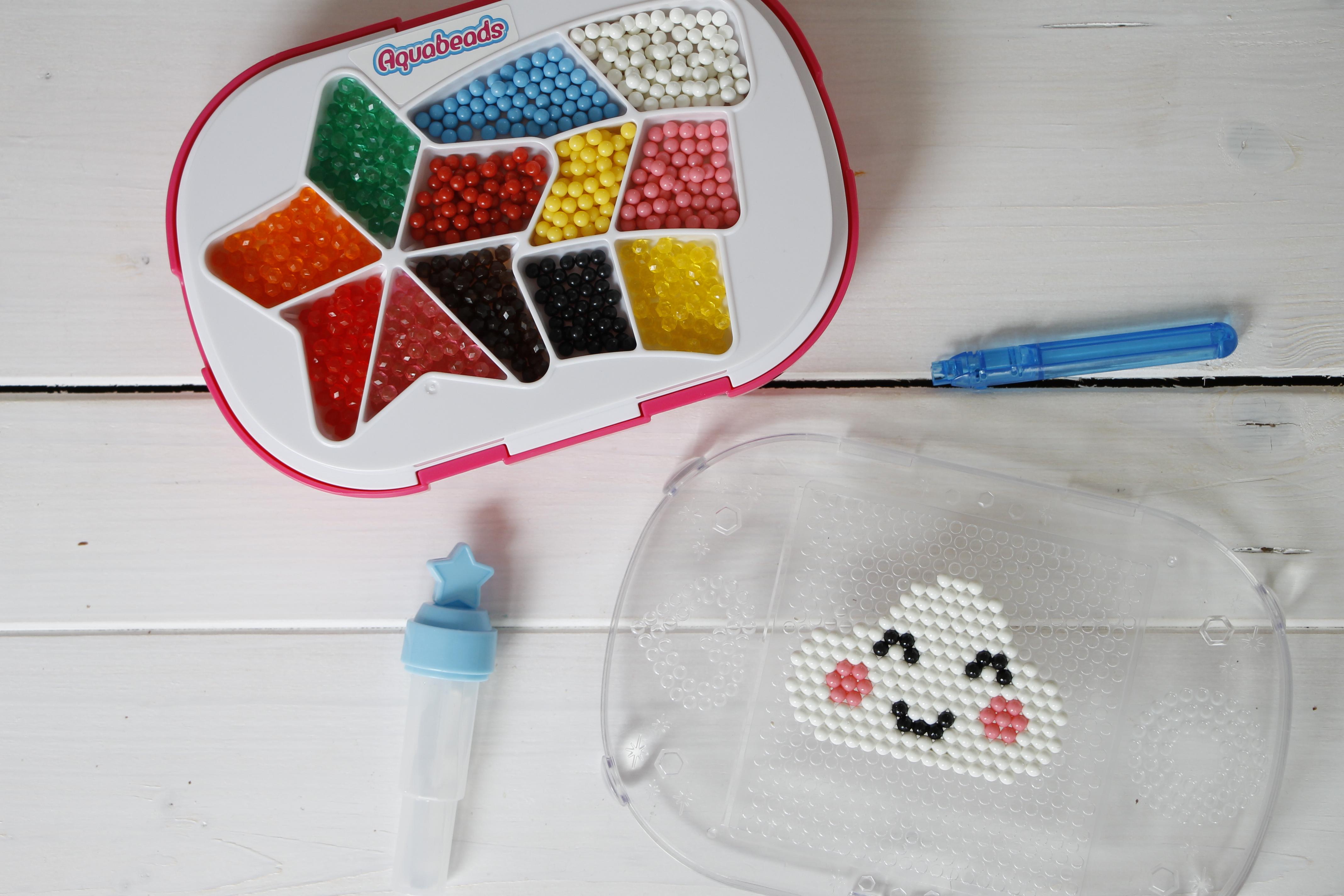 Aquabeads Muttertagsgeschenke Basteln Mit Kindern Lavendelblog