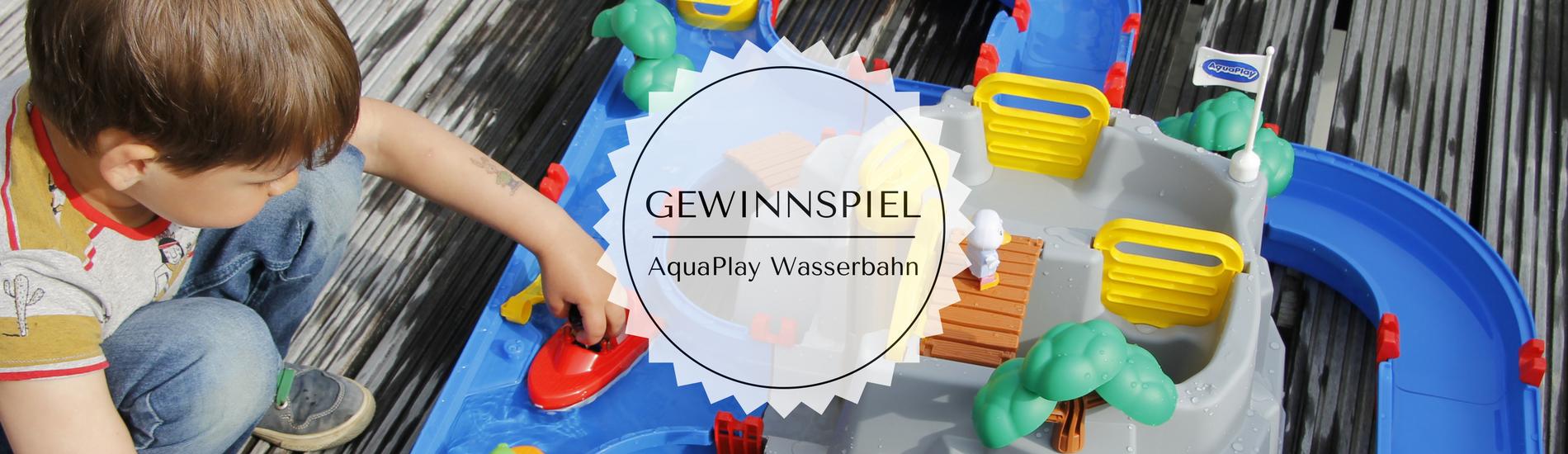 Gewinnspiel AquaPlay