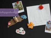 Aquabeads: Muttertagsgeschenke basteln mit Kindern