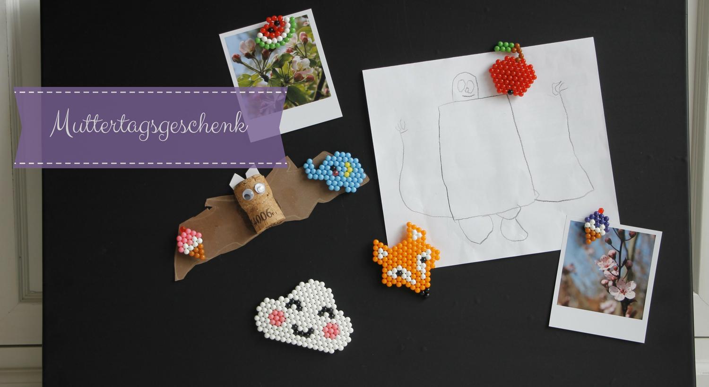 aquabeads muttertagsgeschenke basteln mit kindern lavendelblog. Black Bedroom Furniture Sets. Home Design Ideas