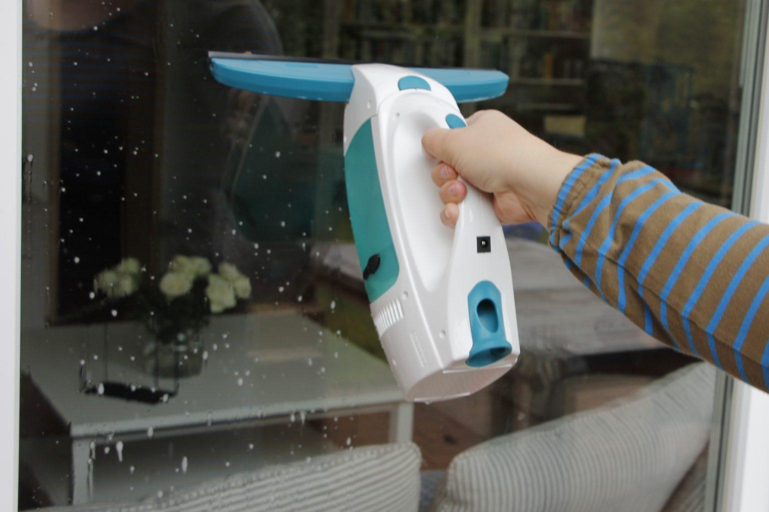 Leifheit Fensterputzen Fenstersauger
