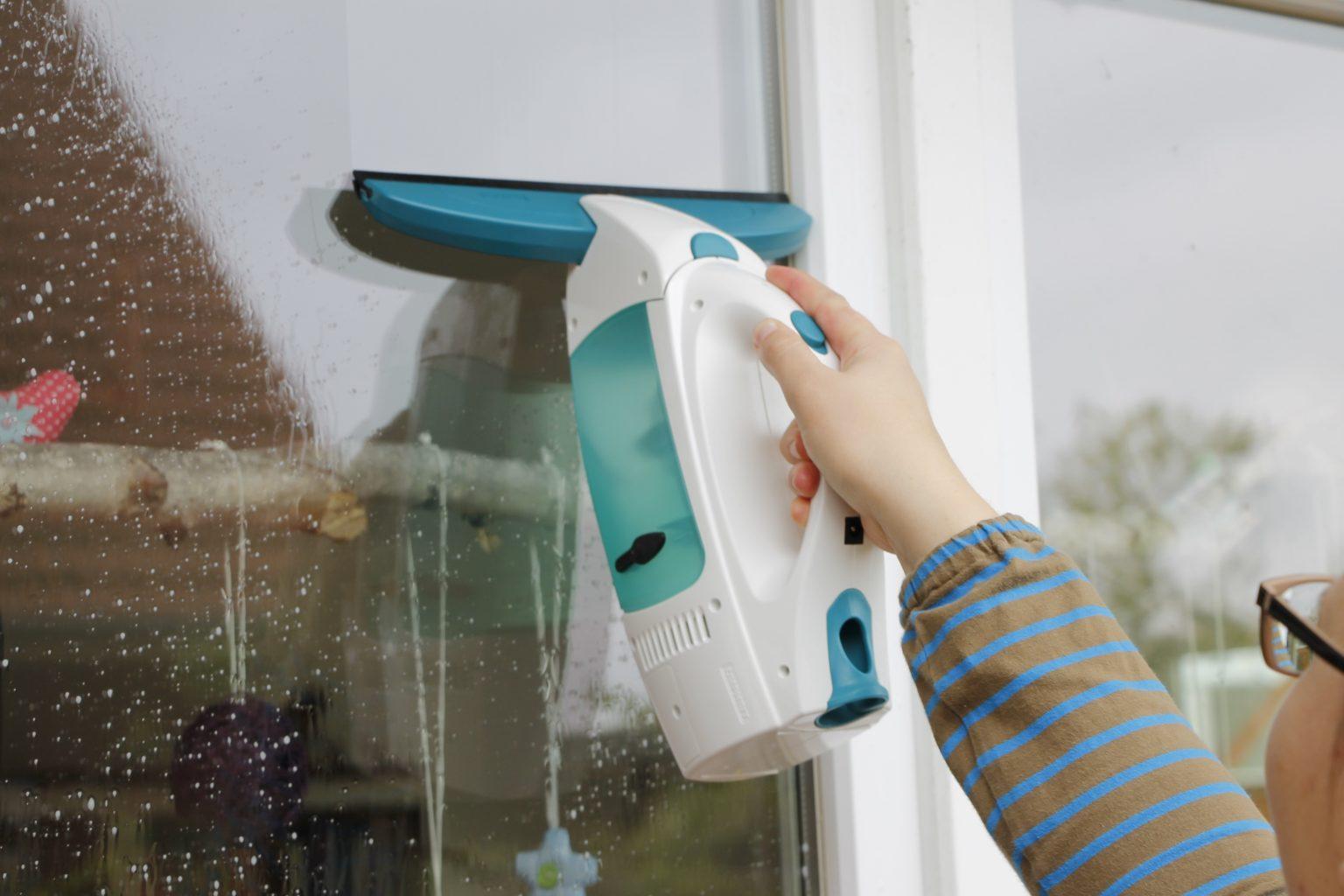 Leifheit Fenstersauger Dry&Clean Erfahrung