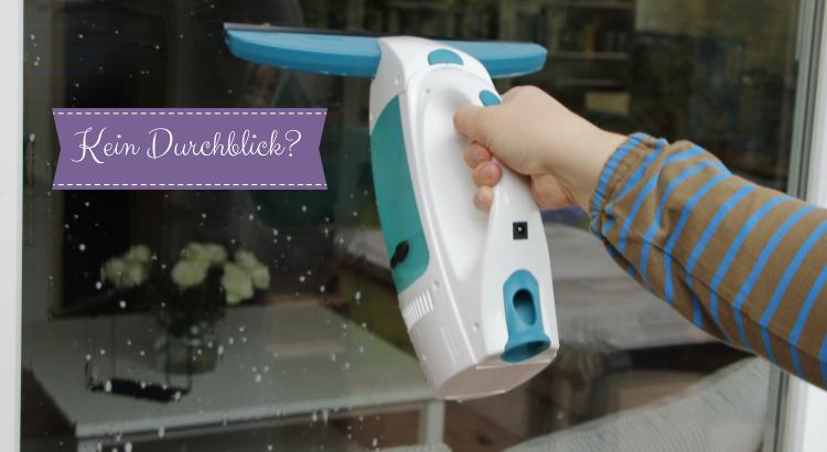 Leifheit Fenstersauger Dry&Clean Test