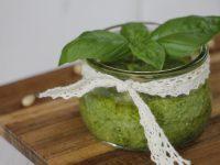Blitzrezept: Grünes Pesto selber machen