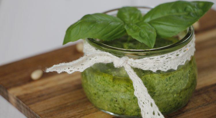 Pesto-Rezept einfach