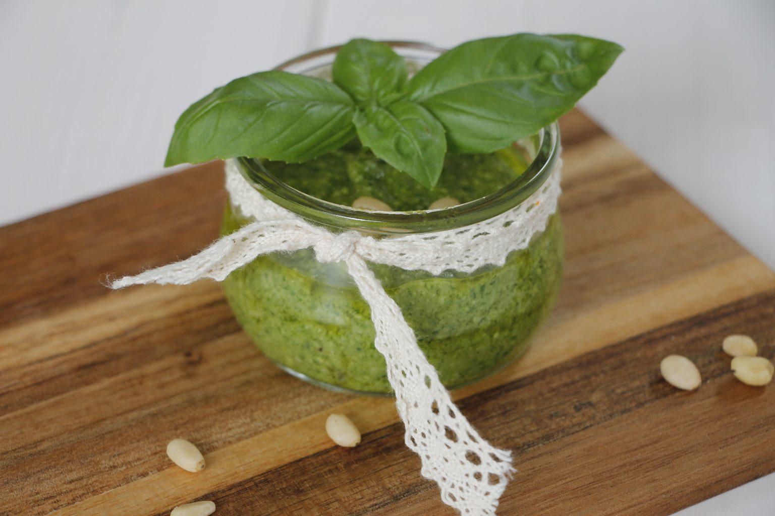 Pesto selbstgemacht Rezept