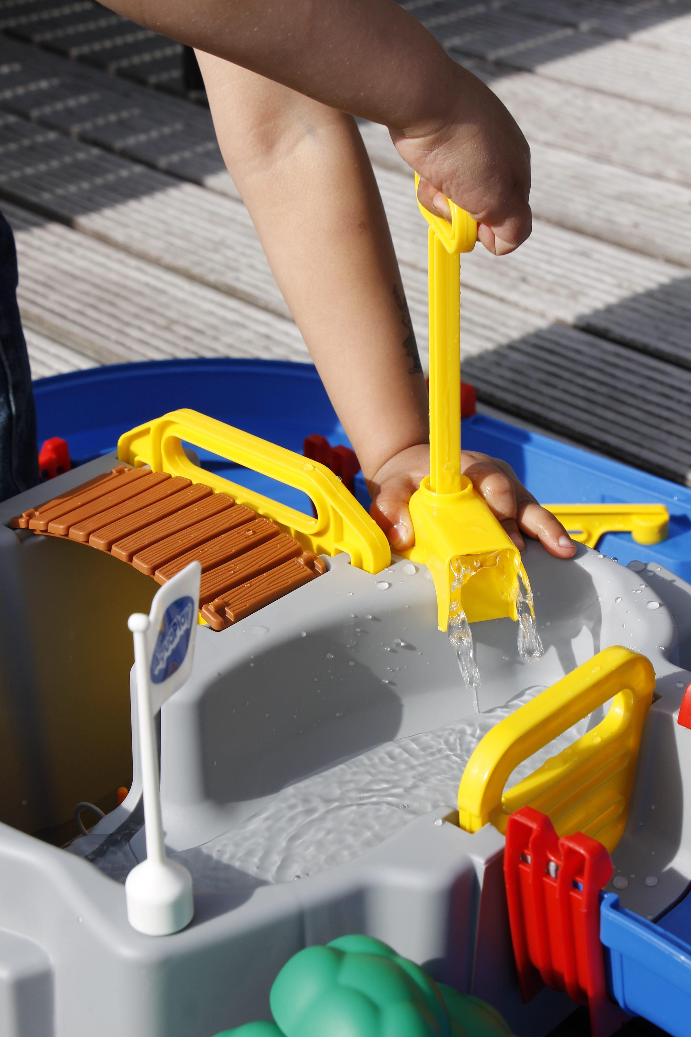 Aquaplay Wasserbahn Wasserspielzeug Für Den Garten Inkl