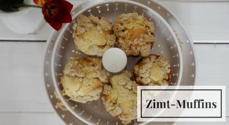 Zimt-Muffins