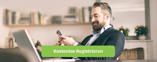 enfold: Kostenlos registrieren