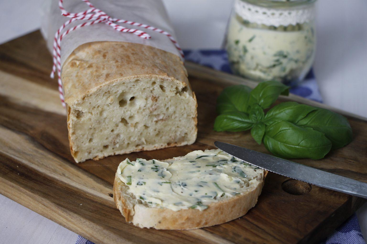 10-Minuten-Brot Rezept