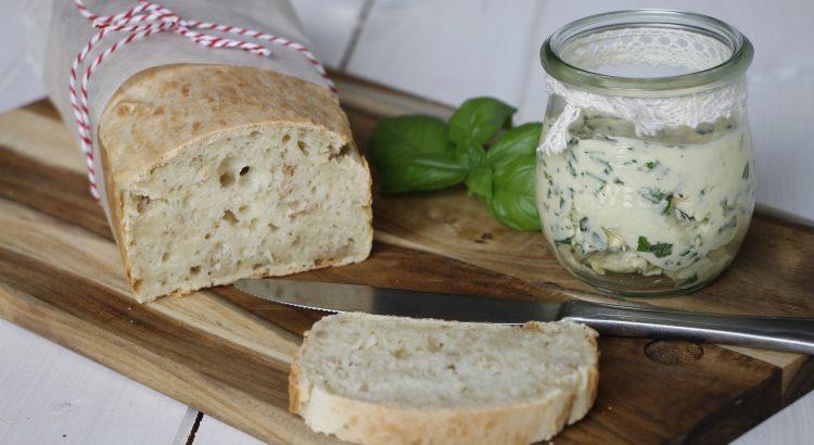 5-Minuten-Brot Rezept