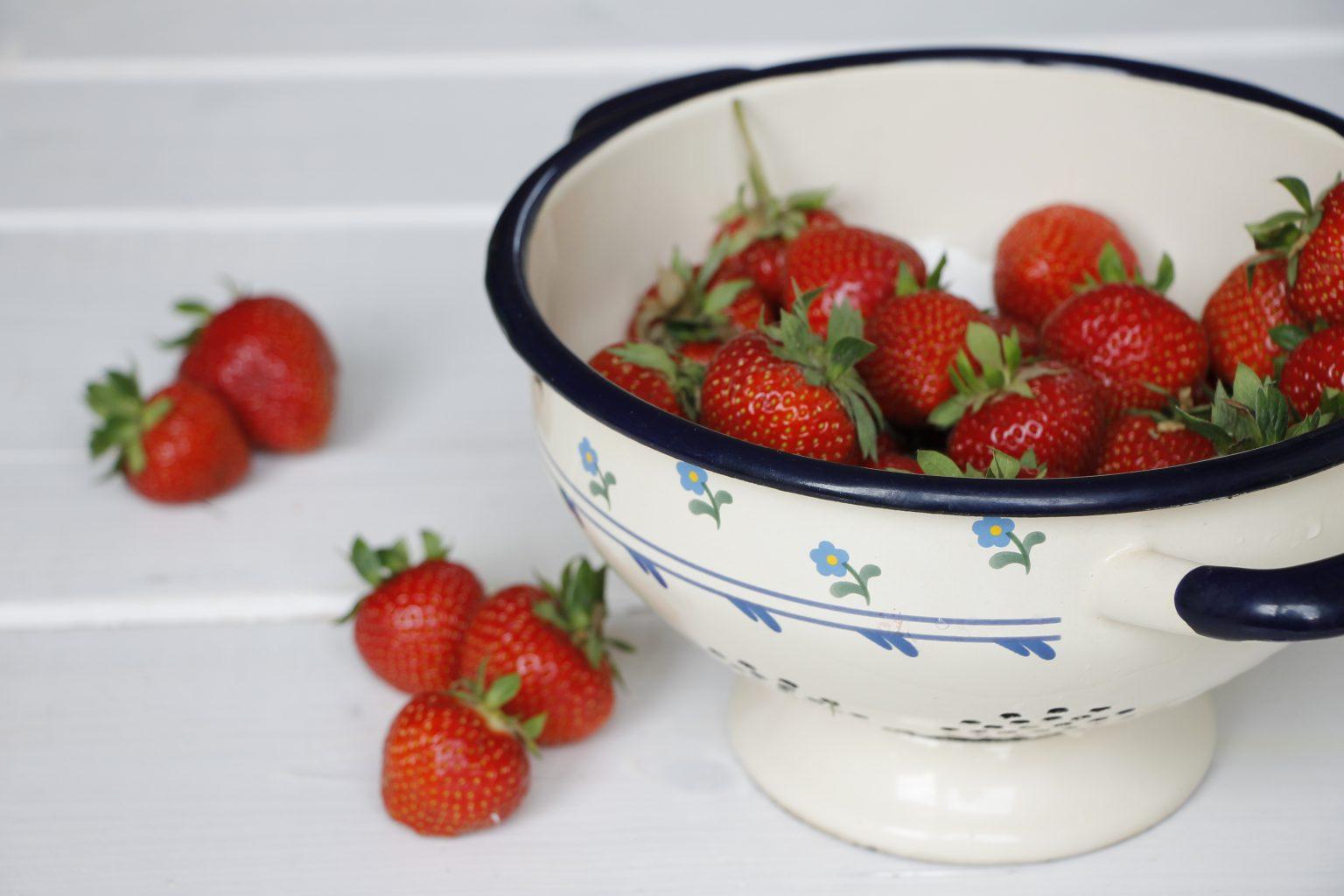 Erdbeeren Kuchenrezept