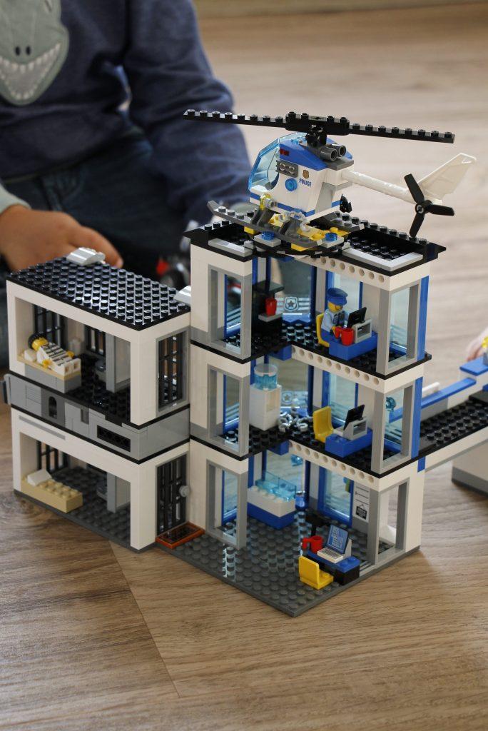 Lego City Kindergarten