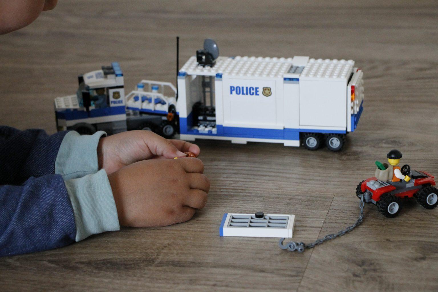 Lego City Polizei