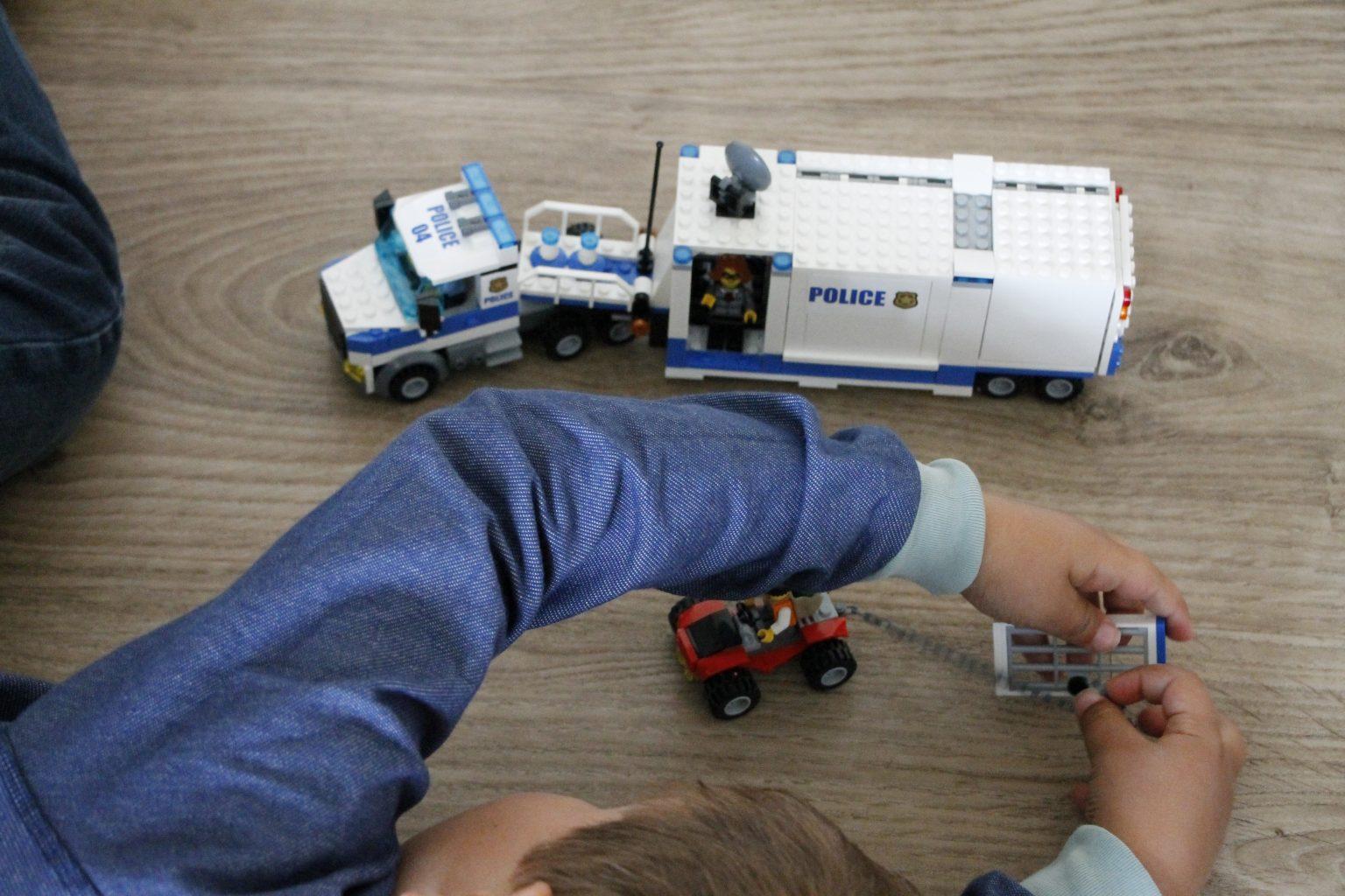 Lego City Polizeiset